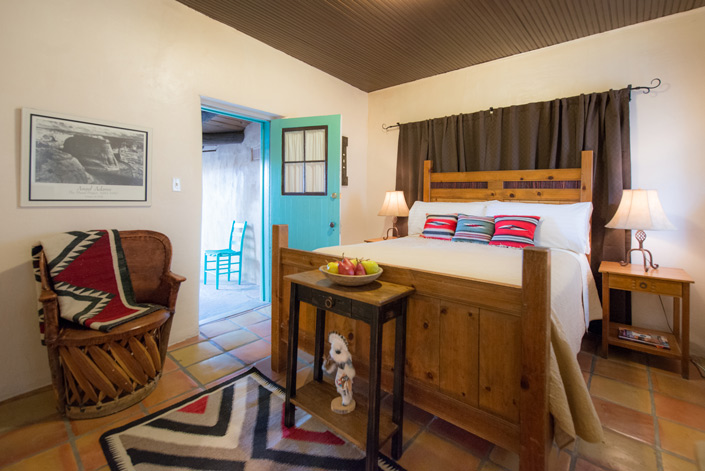 Places to Stay in Santa Fe - Ansel Adams Room
