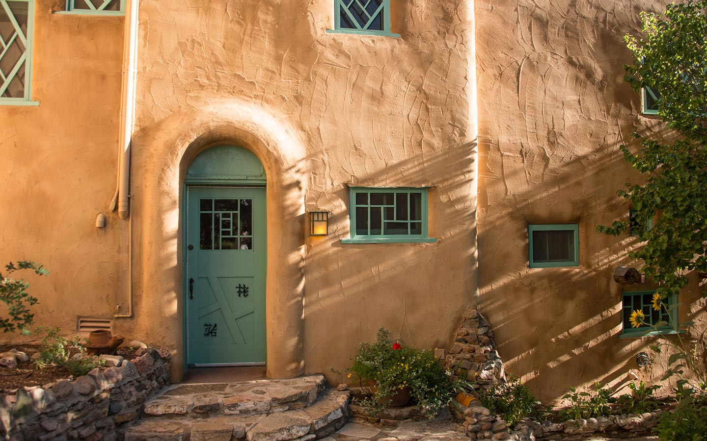 Downtown Santa Fe NM Inn directions