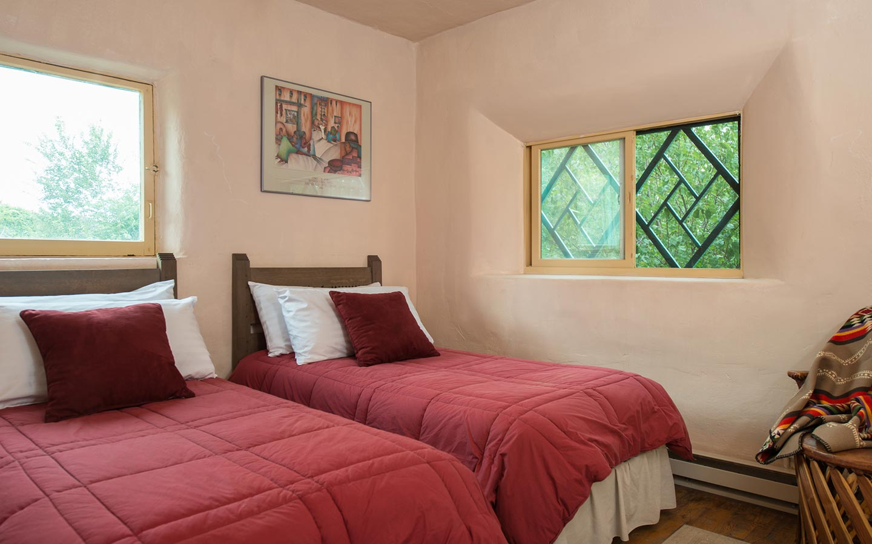 Santa Fe NM Bed and Breakfast - Robert Hunt Room
