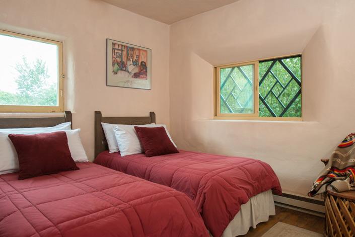 Santa Fe, NM Bed and Breakfast - Robert Hunt Room