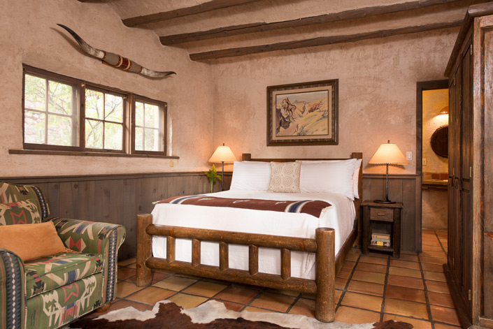 Santa Fe Accommodations -Spud Johnson Room