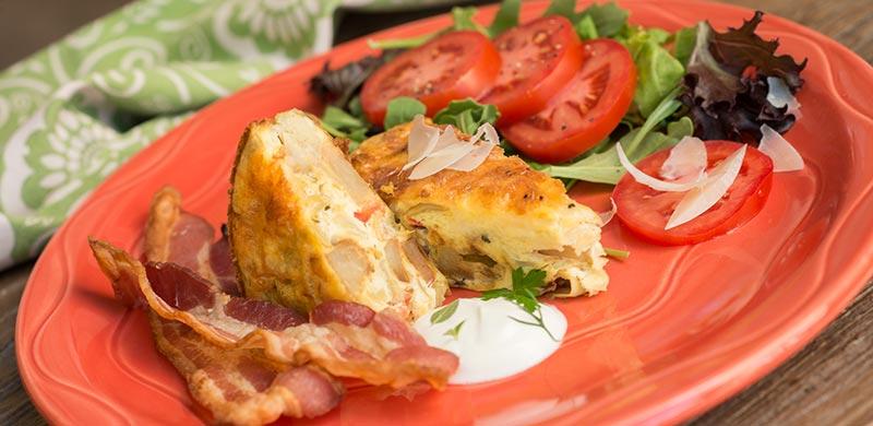 breakfast-dish