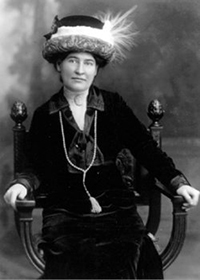 Historical picture of Willa Cather
