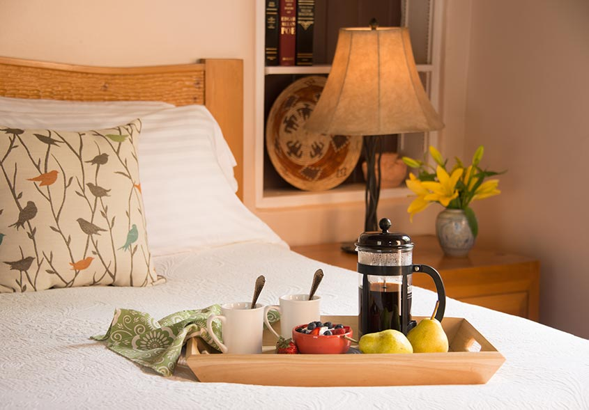 Santa Fe, New Mexico Lodging :: Top Rated Inn by Downtown on