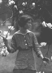 Edna Millay historical photo