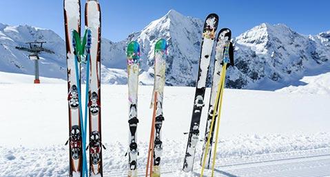 Winter ski special in Santa Fe