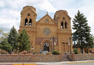 Cathedral_Basilica_of_St._Francis_of_Assisi_wikipedia