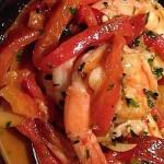La Boca shrimp dish