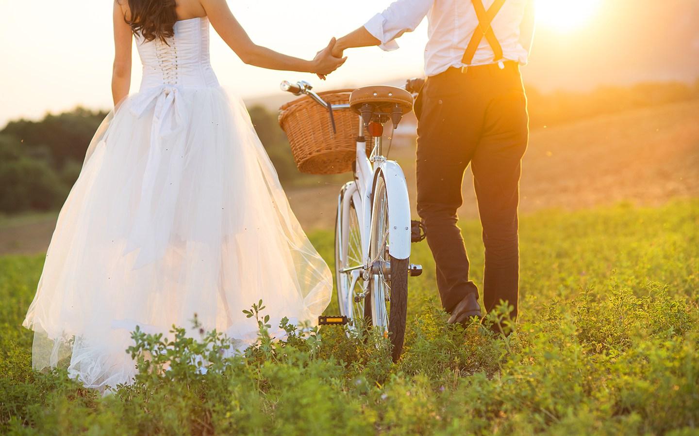 Santa Fe Wedding Couple