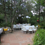Intimate Wedding Reception