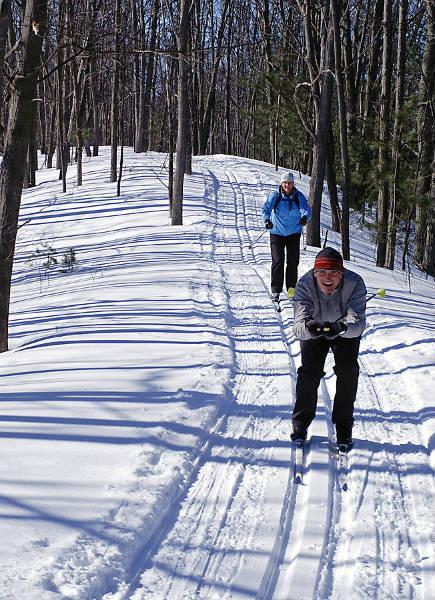 cross country skiing Santa Fe