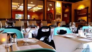 beestro dining room