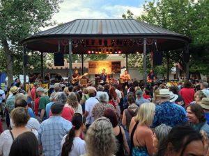 Free Concert at Santa Fe Bandstand