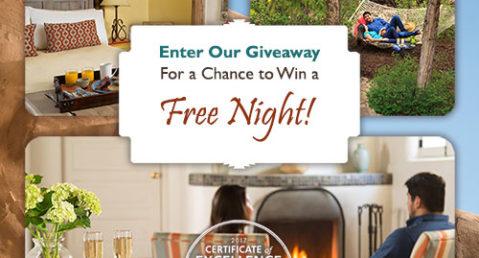 Win a Free Night!