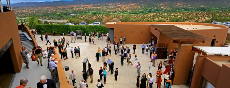 Views at the Santa Fe Opera