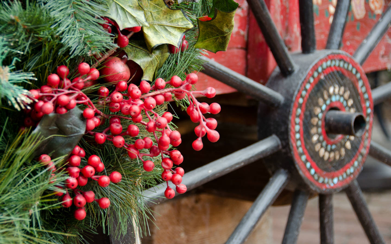 Celebrate the Holidays in Santa Fe