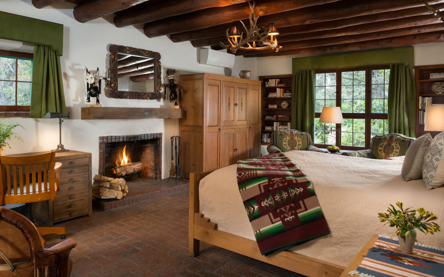 Find Your Favorite Room at the Inn of the Turquoise Bear