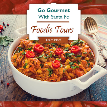 Santa Fe Foodie Tour Package