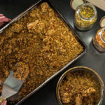 House made granola featured daily on our starter buffet