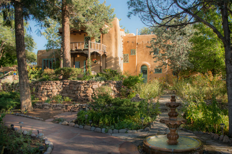 Outdoor Adventure starts at our Santa Fe inn