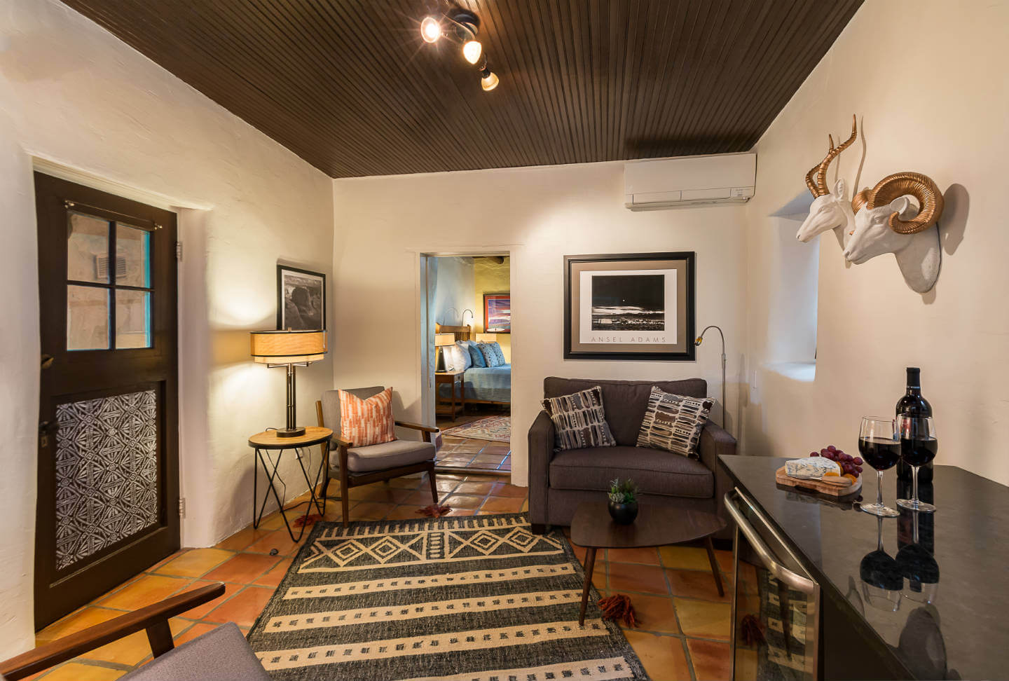 Places to Stay in Santa Fe - Ansel Adams Suite