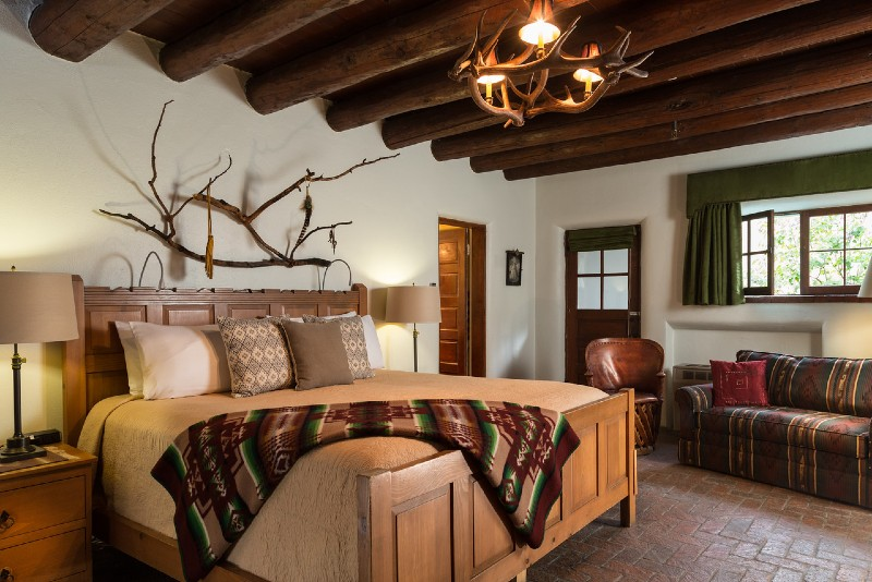 comfortable rooms at the Inn