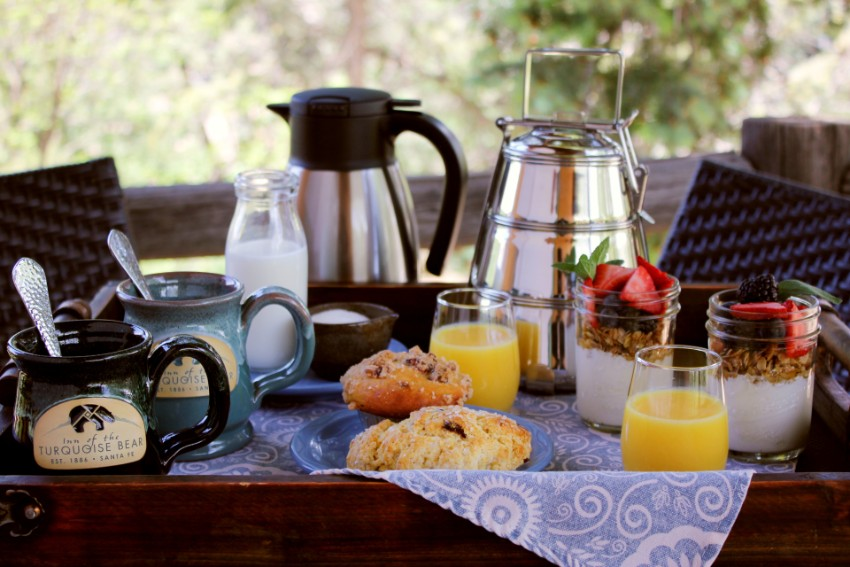 Breakfast Tray for In room dining