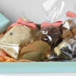 Candy, cookies and wrapped treats for a Simple Celebration